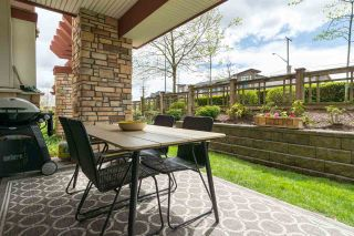 """Photo 16: 105 16447 64 Avenue in Surrey: Cloverdale BC Condo for sale in """"St. Andrew's"""" (Cloverdale)  : MLS®# R2159820"""
