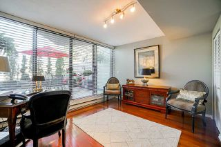 Photo 4: 305 673 MARKET HILL in Vancouver: False Creek Townhouse for sale (Vancouver West)  : MLS®# R2570435