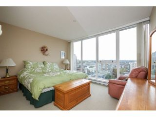 """Photo 13: 1304 1483 W 7TH Avenue in Vancouver: Fairview VW Condo for sale in """"VERONA OF PORTICO"""" (Vancouver West)  : MLS®# V1090142"""