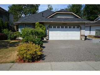 Photo 1: 30858 SANDPIPER DRIVE in Abbotsford: Home for sale : MLS®# F1445444