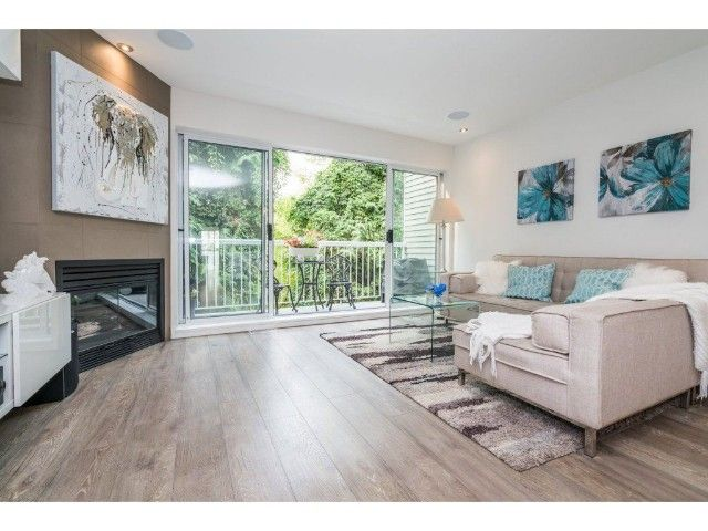 Photo 2: Photos: 3330 COBBLESTONE AV in VANCOUVER: Champlain Heights Townhouse for sale (Vancouver East)  : MLS®# R2195762