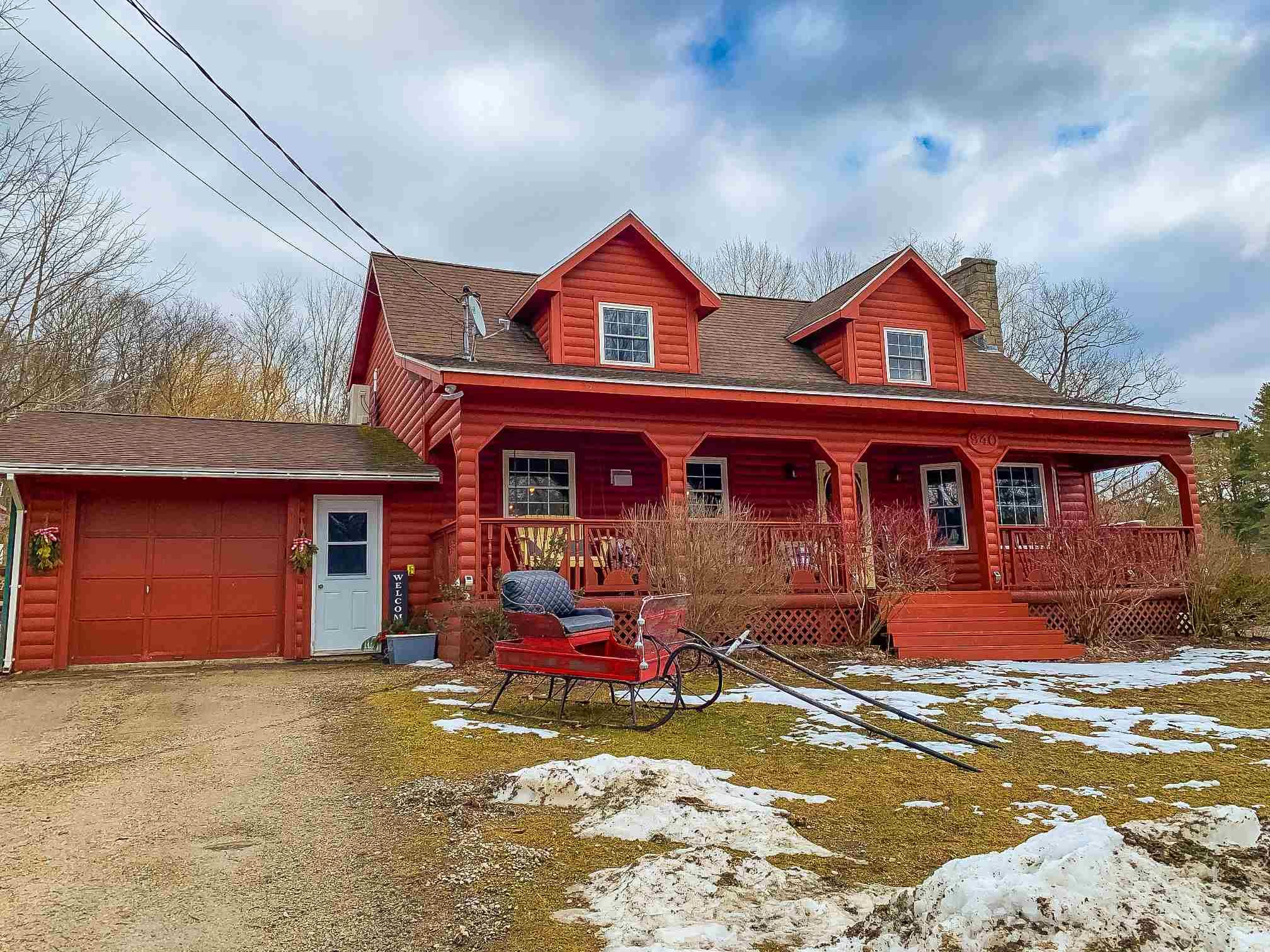 Main Photo: 940 Highway 10 in Cookville: 405-Lunenburg County Residential for sale (South Shore)  : MLS®# 202103389