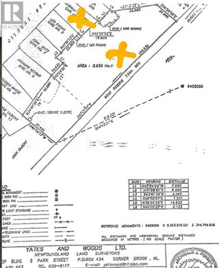 Photo 2: 1 Gilbert Street in Corner Brook: Vacant Land for sale : MLS®# 1236893