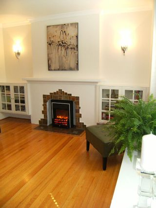 """Photo 3: 301 1545 W 13TH Avenue in Vancouver: Fairview VW Condo for sale in """"THE LEICESTER"""" (Vancouver West)  : MLS®# V856880"""
