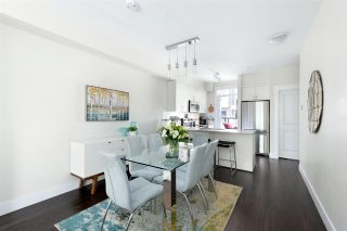 """Photo 10: 43 838 ROYAL Avenue in New Westminster: Downtown NW Townhouse for sale in """"Brickstone Walk 2"""" : MLS®# R2588785"""