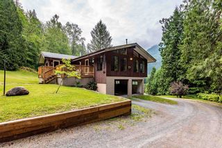 """Photo 1: 49199 CHILLIWACK LAKE Road in Chilliwack: Chilliwack River Valley House for sale in """"Chilliwack River Valley"""" (Sardis) : MLS®# R2597869"""
