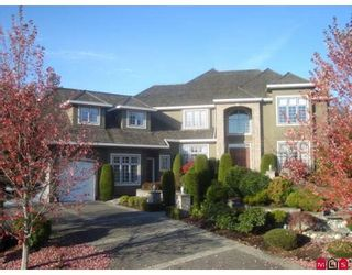 Photo 1: 34901 PANORAMA Drive in Abbotsford: Abbotsford East House for sale : MLS®# F2727154
