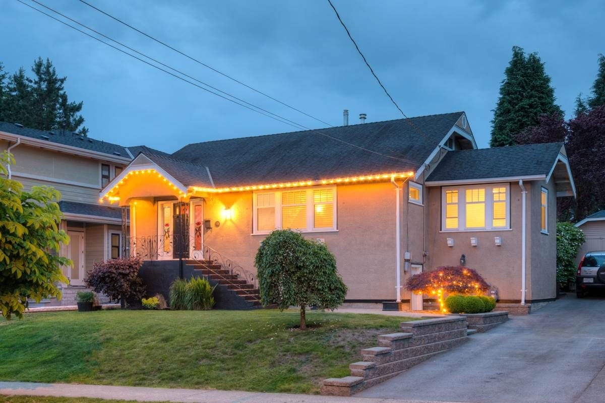 """Main Photo: 224 DURHAM Street in New Westminster: GlenBrooke North House for sale in """"GLENBROOKE NORTH"""" : MLS®# R2175772"""