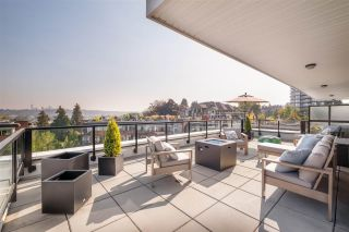 """Photo 2: 403 26 E ROYAL Avenue in New Westminster: Fraserview NW Condo for sale in """"The Royal"""" : MLS®# R2517695"""