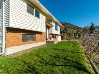 Photo 43: 905 COLUMBIA STREET: Lillooet House for sale (South West)  : MLS®# 161606