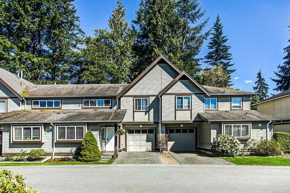 """Main Photo: 10 21801 DEWDNEY TRUNK Road in Maple Ridge: West Central Townhouse for sale in """"SHERWOOD PARK"""" : MLS®# R2159131"""