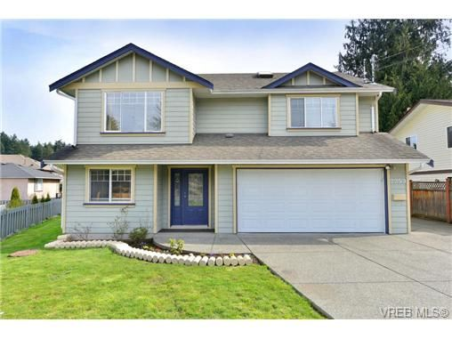 Main Photo: 2259 Millstream Road in Langford: La Thetis Heights House for sale