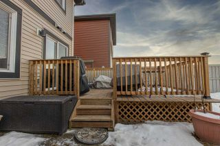 Photo 32: 21922 91 Avenue in Edmonton: Zone 58 House Half Duplex for sale : MLS®# E4225762