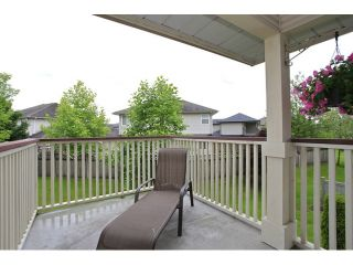 """Photo 20: 18650 65TH Avenue in SURREY: Cloverdale BC Townhouse for sale in """"RIDGEWAY"""" (Cloverdale)  : MLS®# F1215322"""