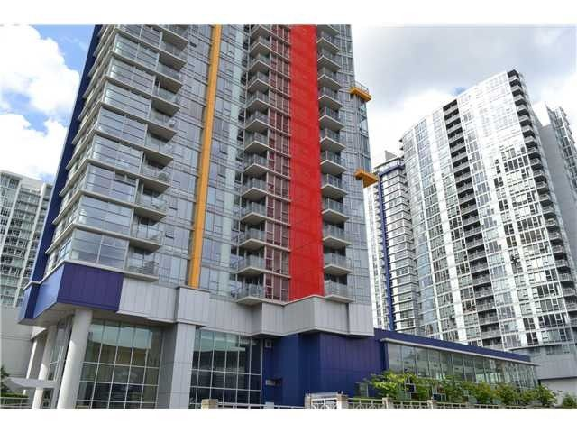"Main Photo: 609 111 W GEORGIA Street in Vancouver: Downtown VW Condo for sale in ""SPECTRUM I"" (Vancouver West)  : MLS®# V1016765"