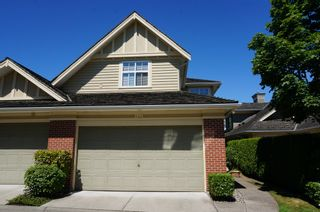 """Photo 1: 142 15500 ROSEMARY HEIGHTS Crescent in Surrey: Morgan Creek Townhouse for sale in """"Carrington"""" (South Surrey White Rock)  : MLS®# F1419339"""