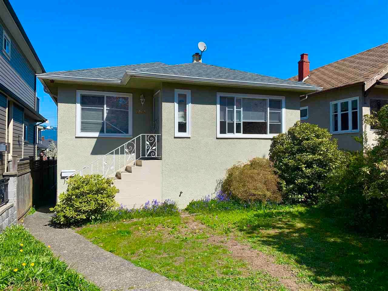 Main Photo: 2465 E 23RD Avenue in Vancouver: Renfrew Heights House for sale (Vancouver East)  : MLS®# R2585442