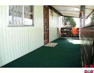 """Photo 6: 89 9950 WILSON Street in Mission: Stave Falls Manufactured Home for sale in """"Ruskin Place"""" : MLS®# F2905229"""
