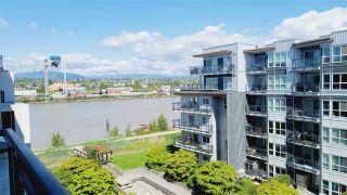Photo 1: 601 10033 RIVER Drive in Richmond: Bridgeport RI Condo for sale : MLS®# R2575915