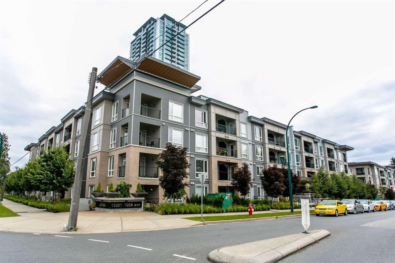 """Main Photo: 303 13321 102A Avenue in Surrey: Whalley Condo for sale in """"AGENDA"""" (North Surrey)  : MLS®# R2188998"""