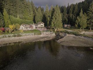 Main Photo: 969 Whaletown Rd in : Isl Cortes Island House for sale (Islands)  : MLS®# 871368