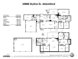 Photo 40: 34888 SKYLINE Drive in Abbotsford: Abbotsford East House for sale : MLS®# R2567738