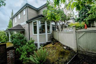 """Photo 17: 11 5950 OAKDALE Road in Burnaby: Oaklands Townhouse for sale in """"Heather Crest"""" (Burnaby South)  : MLS®# R2209640"""