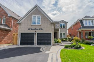 Photo 1: 23 Gartshore Drive in Whitby: Williamsburg House (2-Storey) for sale : MLS®# E5378917