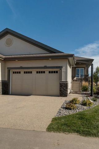 Photo 2: 215 50 HEATHERGLEN Drive: Spruce Grove House Half Duplex for sale : MLS®# E4263585