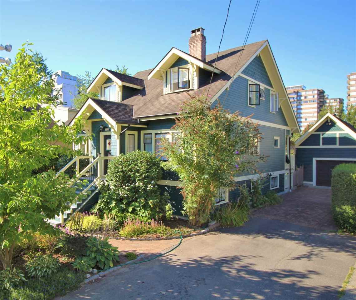 Main Photo: 714 FIFTH Street in New Westminster: GlenBrooke North House for sale : MLS®# R2102511