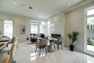 Photo 4: 4 5177 SIDLEY Street in Burnaby: Metrotown 1/2 Duplex for sale (Burnaby South)  : MLS®# R2374048