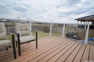 Photo 37: 411 Overholt Crescent in Saskatoon: Arbor Creek Residential for sale : MLS®# SK852557