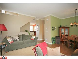 """Photo 4: 34 20460 66TH Avenue in Langley: Willoughby Heights Townhouse for sale in """"Willow Edge"""" : MLS®# F1201114"""