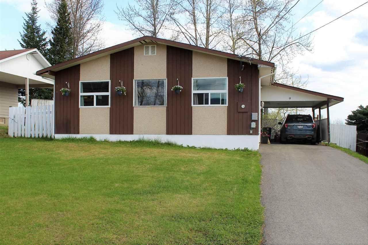 Main Photo: 9 NATION Avenue in Mackenzie: Mackenzie -Town House for sale (Mackenzie (Zone 69))  : MLS®# R2580567