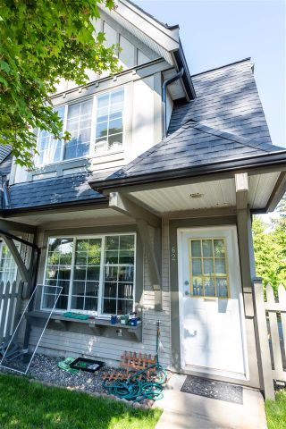 Photo 2: 62 8775 161 Street in Surrey: Fleetwood Tynehead Townhouse for sale : MLS®# R2585690
