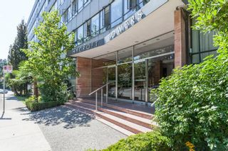Photo 1: 618 1445 MARPOLE Avenue in Vancouver: Fairview VW Condo for sale (Vancouver West)  : MLS®# R2499397