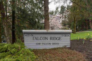 """Photo 19: 23 1240 FALCON Drive in Coquitlam: Upper Eagle Ridge Townhouse for sale in """"FALCON RIDGE"""" : MLS®# R2155544"""