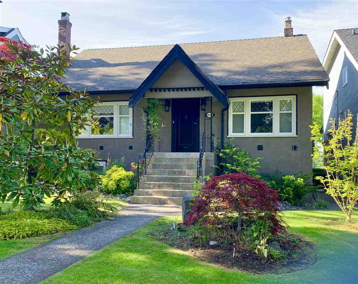 Main Photo: 3555 W KING EDWARD Avenue in Vancouver: Dunbar House for sale (Vancouver West)  : MLS®# R2482100