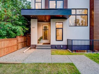 Photo 42: 821 20A Avenue NE in Calgary: Winston Heights/Mountview Semi Detached for sale : MLS®# A1117798