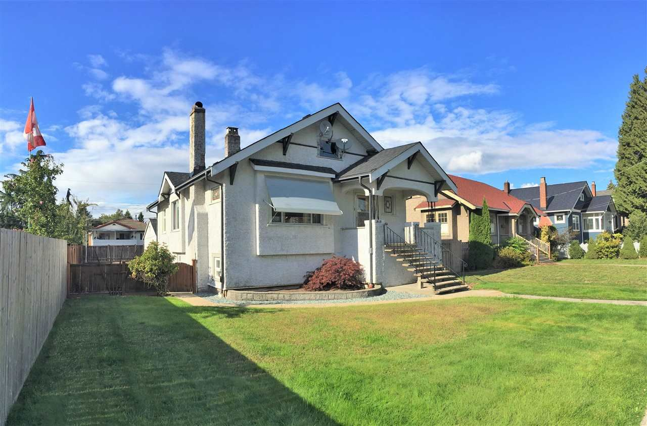 Main Photo: 1019 LONDON Street in New Westminster: Moody Park House for sale : MLS®# R2208960