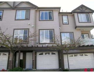 """Photo 1: 21 15133 29A Avenue in White_Rock: King George Corridor Townhouse for sale in """"Stonewoods"""" (South Surrey White Rock)  : MLS®# F2709280"""