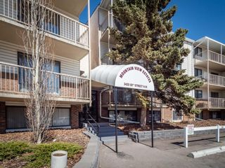 Photo 2: 213 3420 50 Street NW in Calgary: Varsity Apartment for sale : MLS®# A1095865