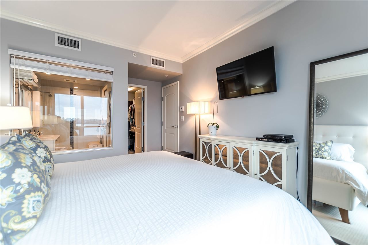 """Photo 15: Photos: 1004 172 VICTORY SHIP Way in North Vancouver: Lower Lonsdale Condo for sale in """"Atrium at the Pier"""" : MLS®# R2147061"""