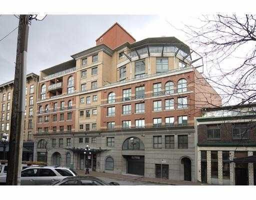 """Main Photo: 207 55 ALEXANDER Street in Vancouver: Downtown VE Condo for sale in """"GASTOWN"""" (Vancouver East)  : MLS®# V745072"""