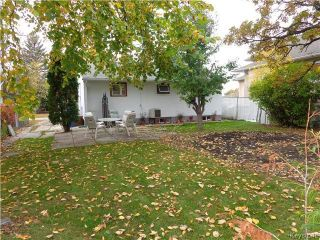 Photo 16: 449 Seaton Street in Winnipeg: Westwood Residential for sale (5G)  : MLS®# 1726334