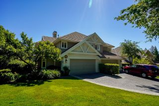 """Photo 1: 4 3405 PLATEAU Boulevard in Coquitlam: Westwood Plateau Townhouse for sale in """"Pinnacle Ridge"""" : MLS®# R2617642"""