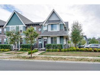 """Photo 1: 44 45462 TAMIHI Way in Chilliwack: Vedder S Watson-Promontory Townhouse for sale in """"BRIXTON"""" (Sardis)  : MLS®# R2613762"""