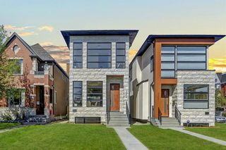 Main Photo: 2204 4 Avenue NW in Calgary: West Hillhurst Detached for sale : MLS®# A1146102