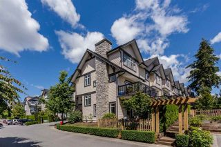 """Photo 1: 70 19932 70 Avenue in Langley: Willoughby Heights Townhouse for sale in """"Summerwood"""" : MLS®# R2114626"""