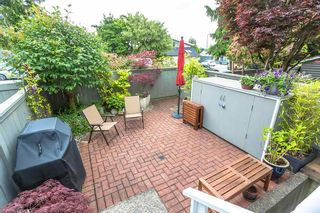 """Photo 11: 1585 BOWSER Avenue in North Vancouver: Norgate Townhouse for sale in """"Illahee"""" : MLS®# R2465696"""
